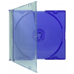 SLIM PURPLE Color CD Jewel Cases