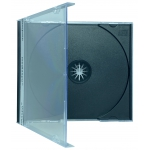 STANDARD Black CD Jewel Case