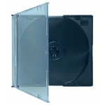 SLIM Black CD Jewel Cases