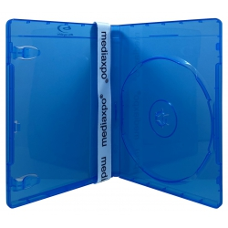 10 PREMIUM STANDARD Blu-Ray Single DVD Cases 12MM