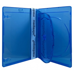 50 PREMIUM STANDARD Blu-Ray Triple 3 Disc DVD Cases 12MM
