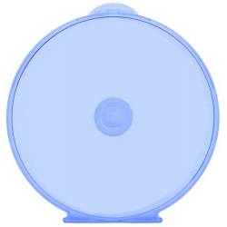 generic 400 Blue Color Round ClamShell CD DVD Case, Clam Shells with Lock at Sears.com