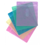 CD Double-sided Plastic Sleeve Assorted Color