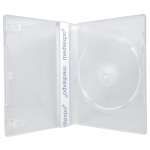 STANDARD SUPER Clear Single DVD Cases