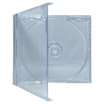 STANDARD Clear CD Jewel Case