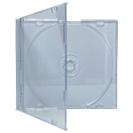 SLIM SUPER Clear CD Jewel Cases