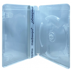 10 Clear Playstation 3 Replacement Blu-ray Cases 14mm