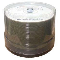 50 JVC Taiyo Yuden Blu-ray 6X BD-R LTH 25GB Disc White Inkjet Hub