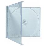 STANDARD White Color CD Jewel Case